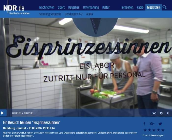 Hamburg Journal - NDR - 13.6.2016 19:30 Uhr