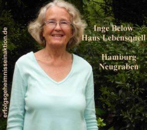 Inge Below – Haus Lebensquell - Hamburg-Neugraben